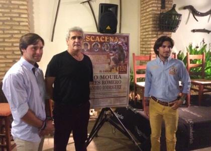 Andrés Romero toreará el 12 de agosto en Escacena del Campo