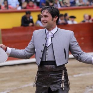 Andrés Romero puntúa en Tlaxcala