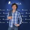 Andrés Romero, imagen de la marca de ropa La Jaca