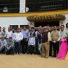 Andrés Romero abre las puertas de su preparación al Aula Joven de la Merced