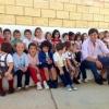 Andrés Romero invita a su alternativa a cincuenta niños de Escacena del Campo