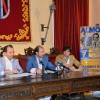 Andrés Romero respalda la presentación del festival de Almonte