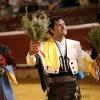 Escacena se vuelca con el mano a mano de Romero y Ventura en Huelva