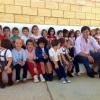 Andrés Romero invita a cien niños a su mano a mano en Huelva