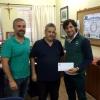 Andrés Romero invita a los toros a alumnos de la Ciudad de los Niños y a mujeres operadas de mama