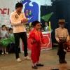 Los niños de Escacena del Campo juegan a ser Andrés Romero