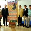 Andrés Romero torea el 31 de julio en Huelva con Hermoso y Ventura