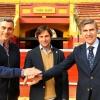 Óscar Polo y Carlos Pereda, nuevos apoderados de Andrés Romero