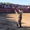Triunfo de dos orejas con petición del rabo en Oliva de la Frontera