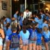 Andrés Romero invita a 50 niños de Escacena a su corrida en Colombinas