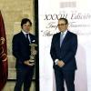 Andrés Romero recibe el Premio Puerta del Príncipe en Sevilla
