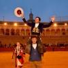 Andrés Romero, premio de la Real Maestranza al Mejor Rejoneador de la Feria de Abril de Sevilla