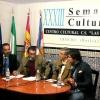 Andrés Romero, protagonista en la Semana Cultural de Aroche