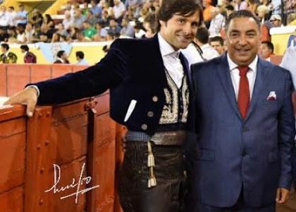 Antonio Nunes, único apoderado de Andrés Romero, que finaliza su relación con José Montes